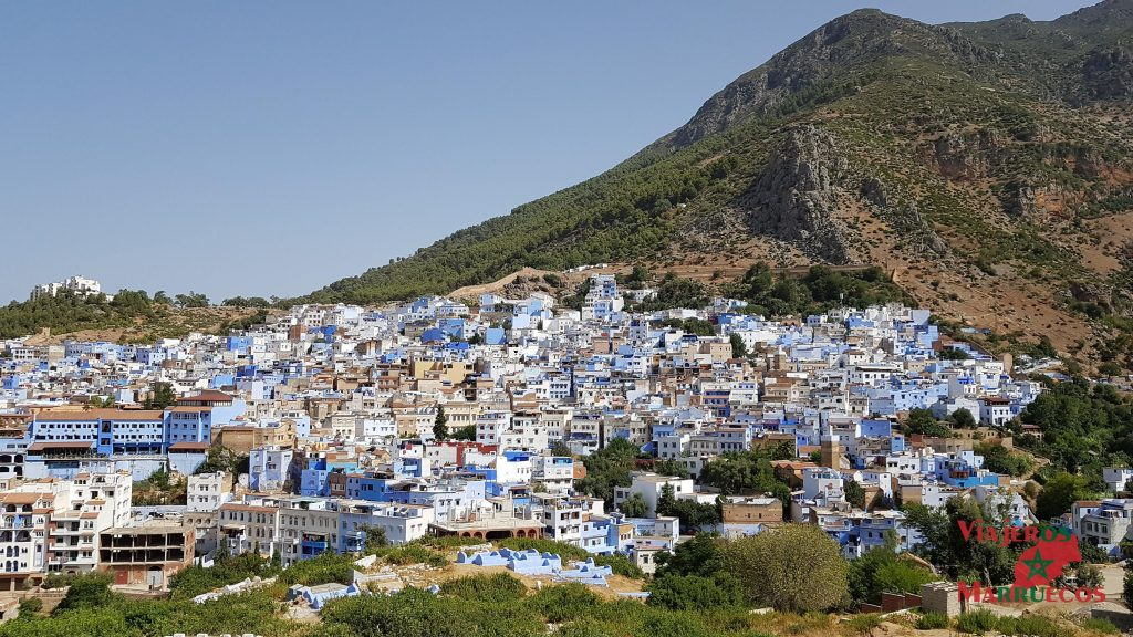 Chefchaouen: el pueblo azul Marruecos y el más bonito del norte 2
