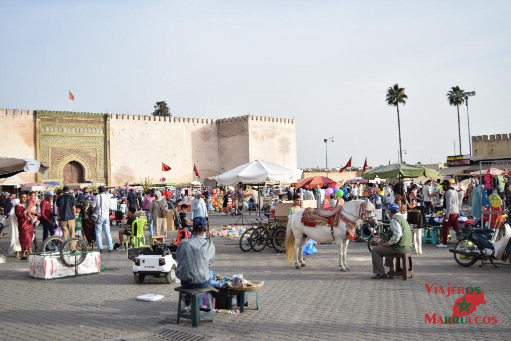 Plaza el-Hedim Marruecos