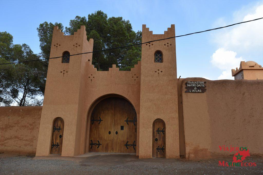 Monasterio de Nuestra Señora del Atlas en Midelt