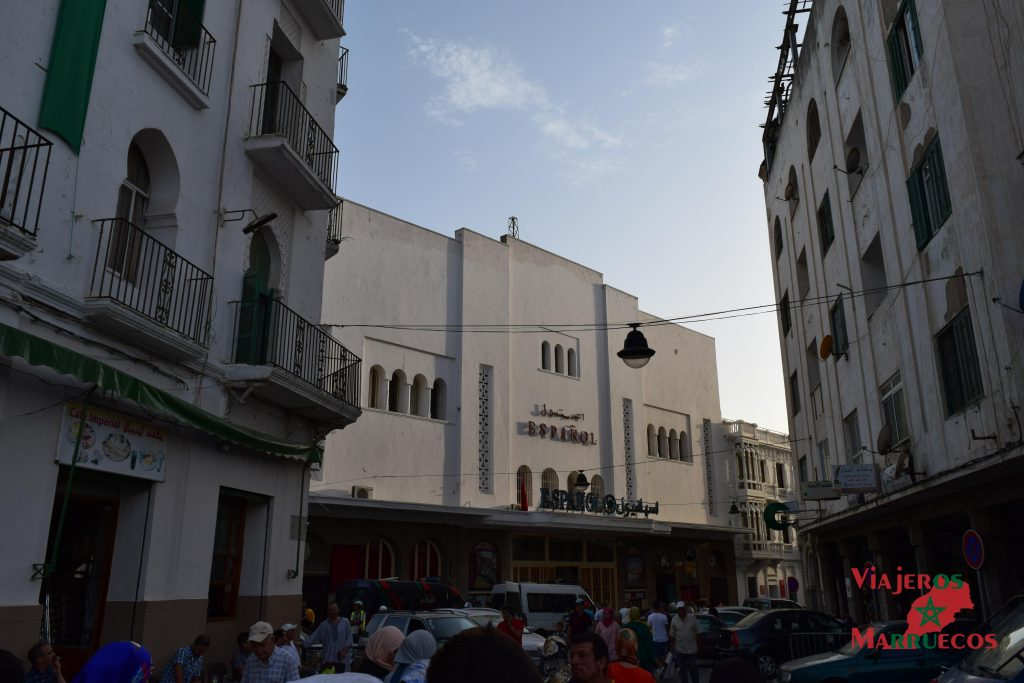 Marruecos Cine Español de Tetuán