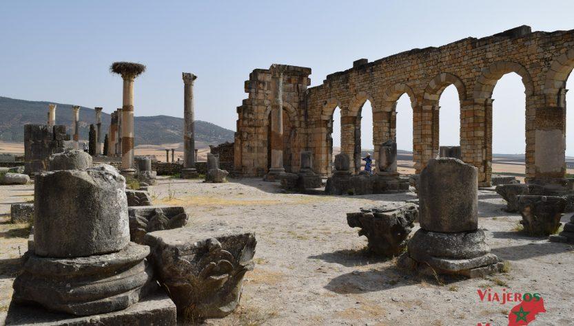 Ruinas Romanas Volubilis