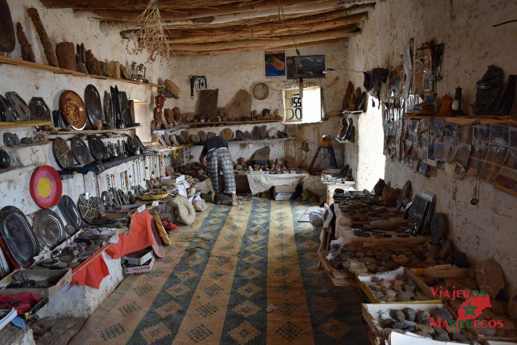 El mejor sitio para comprar fosiles Chez Alí