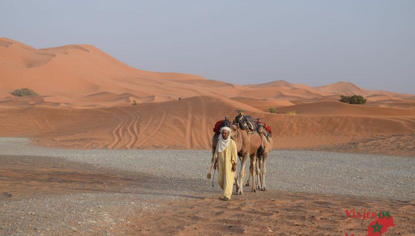 Merzouga: el desierto más famoso de Marruecos 1