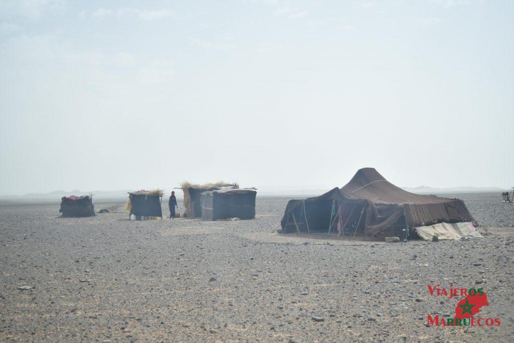 Campamentos nómadasAït Atta