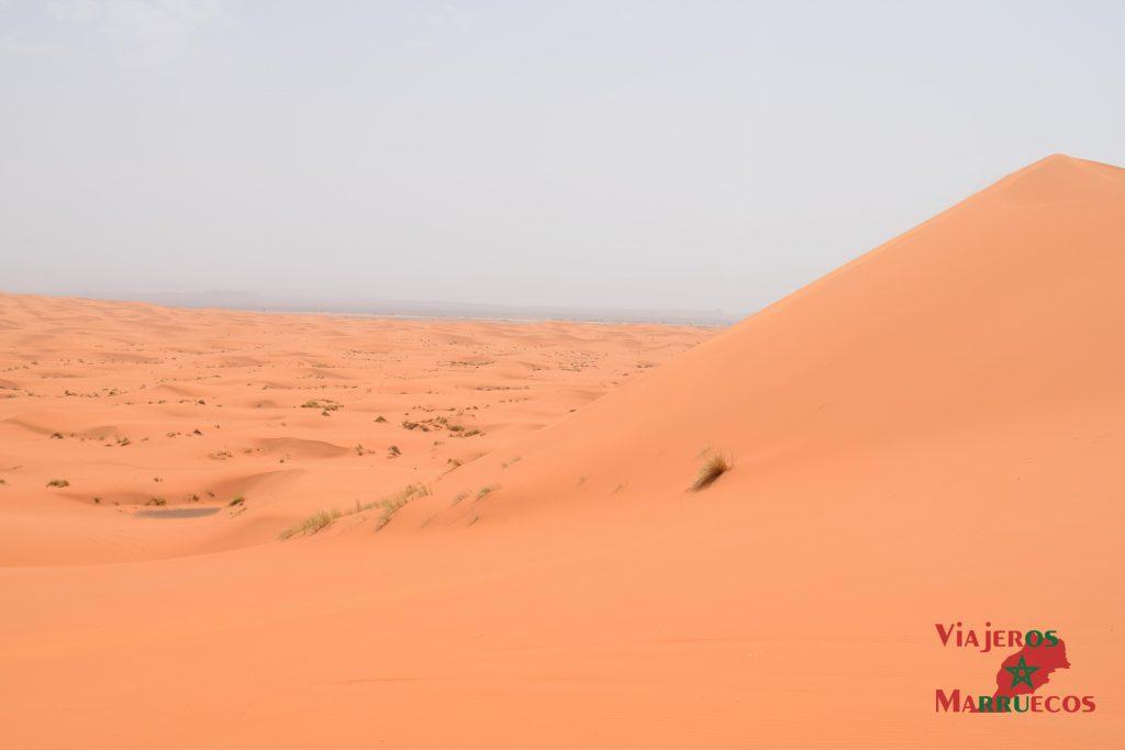 Desierto de marruecos / Dunas de Merzouga